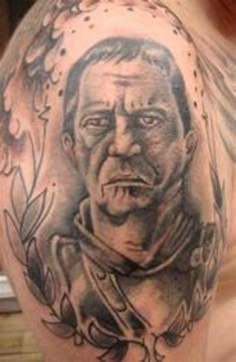 julius caesar contemplating his march on rome tattoo