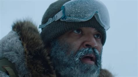 jeffrey wright wolf jeffrey wright hunts a killer wolf in the first trailer