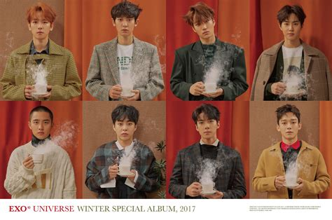 exo winter album teaser exo winter special album quot cafe universe quot concept