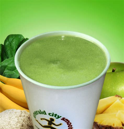 Tropical Smoothie Gift Card Balance - green goddess emerald city smoothie