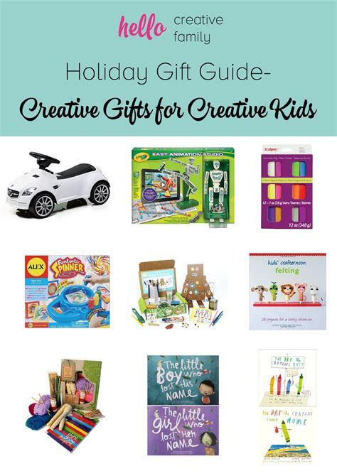 holiday gift guide holiday gift ideas for creative kids