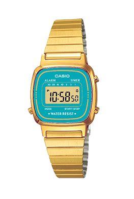 casio la670w orologio quarzo casio collection la670w la670wga 2df