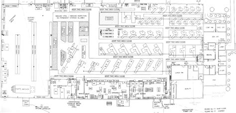 floor plan of factory 17 signs you teach in a factory school virtual music office