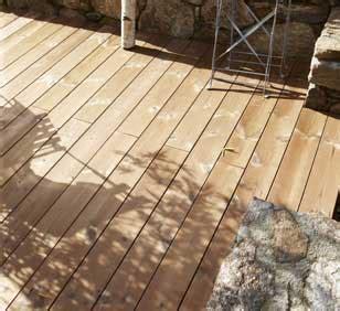comment choisir sa terrasse en bois leroy merlin