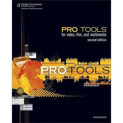 pro tools for and books cengage course tech book pro tools for
