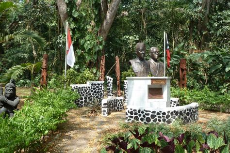Panoramio Photo Of Botanical Garden Port Moresby Port Botanical Gardens