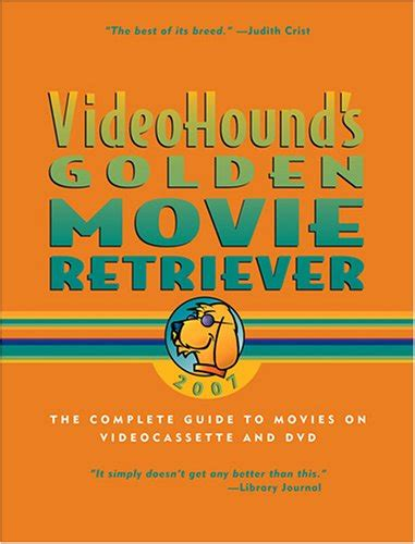videohound s golden retriever 2016 ean 9780787689803 videohound s golden retriever 2007