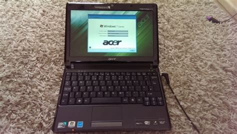 Laptop Acer N214 acer aspireone n214 model a0531h 0dk for sale in