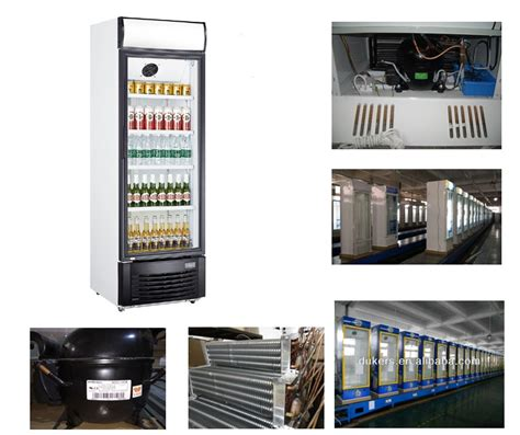 Kulkas D Stainless Steel Kitchen Refrigerator D500l2f Tomori 1 500 commercial two glass doors upright freezer for sale ap 100 glass door for sale factory