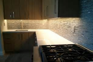 kitchen cabinet waterproof lighting kit warm white