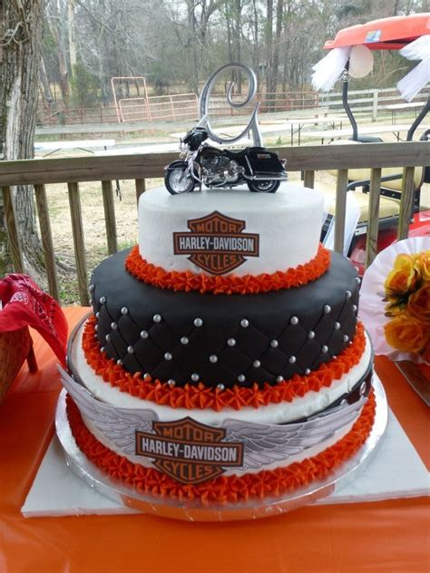 Harley Davidson Cake Decorations by The World S Catalog Of Ideas