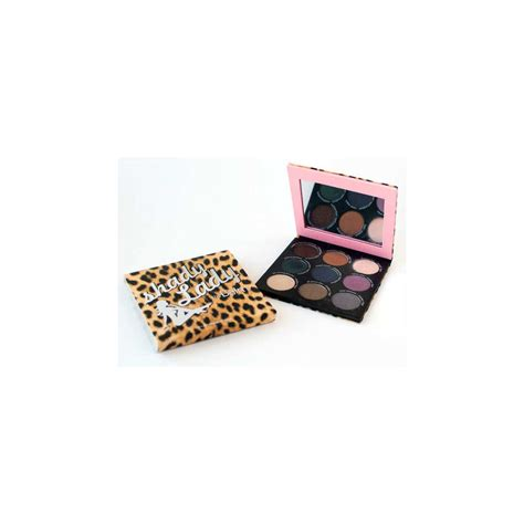 thebalm shadylady eyeshadow thebalm shady eyeshadow palette cheetah vol 1