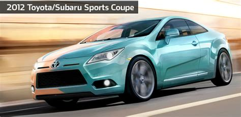 subaru rwd subaru rwd coupe concept to its debut at geneva motor