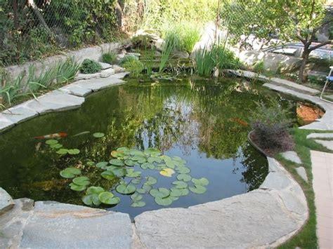 giardini con laghetti artificiali laghetti artificiali arredo giardino