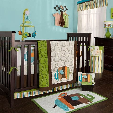 Burlington Coat Factory Baby Bedding Sets Elephants New Baby Pinterest