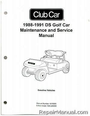 service manual car owners manuals for sale 1988 buick skylark user handbook service manual 1988 1991 club car ds golf car gas service manual 1015055 ebay