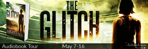 a glitch in the world books audiobook tour review the glitch chapter