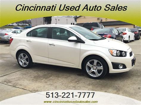 2014 Chevy Sonic Warranty by 2014 Chevrolet Sonic Ltz Auto