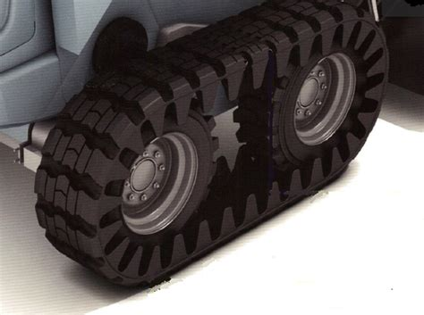 Skid Steer Rubber Tracks by Rubber Track For Skid Steer Tro 320x86x49 13in Wide