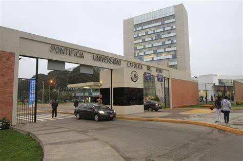 catolica universidad universidad cat 243 lica del per 250 se ubica en puesto 19 de