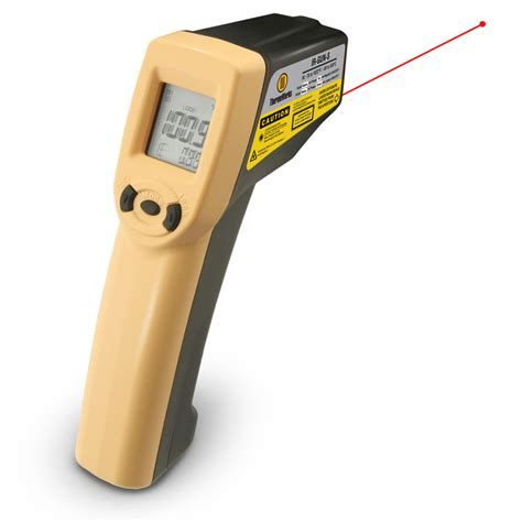Thermometer Infrared Laser infrared thermometer with laser breadtopia