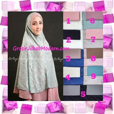 Jilbab Kerudung Segi Empat Cantik Adem Berkualitas gambar khimar syari newhairstylesformen2014