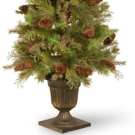 national tree company 4 ft unlit mixed pine potted