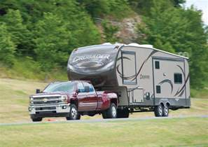Best Truck Tires For Towing A Travel Trailer One Ton Towing Machines Www Trailerlife