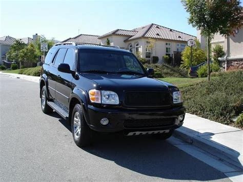 weight of toyota weight of toyota sequoia 2005