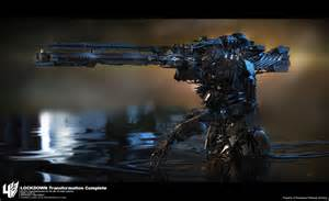 Home Design Expo California Transformers 4 Age Of Extinction Lockdown S Weapon Cg