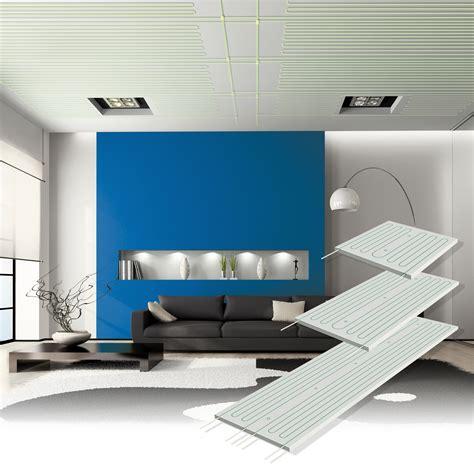 sistema radiante a soffitto sistema radiante a soffitto e parete rci riscaldamento