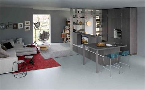 Sala E Cucina Unico Ambiente by Cucina E Soggiorno In Un Unico Ambiente 3 Stili Cose Di