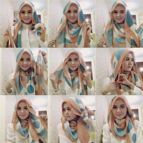 tutorial cara berhijab newhairstylesformen2014 com tutorial hijab simple newhairstylesformen2014 com