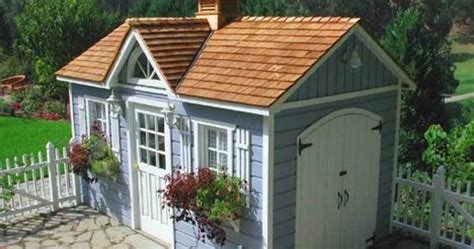 Unique Shed Designs by Saltbox Storage Shed Plans For The Unique Look Shed