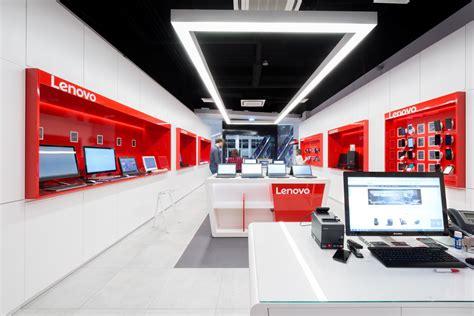 Lenovo Corporate Office by Lenovo Shop Bory Mall Bratislava Slovakia