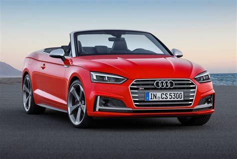 Audi Cabrio S5 by Nuevo Audi S5 Cabriolet 2017 Automotiva