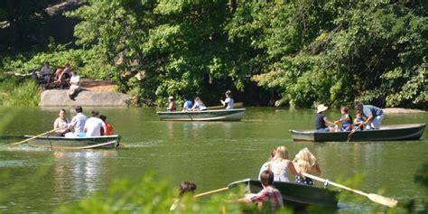 boating in central park - Boating On Central Park