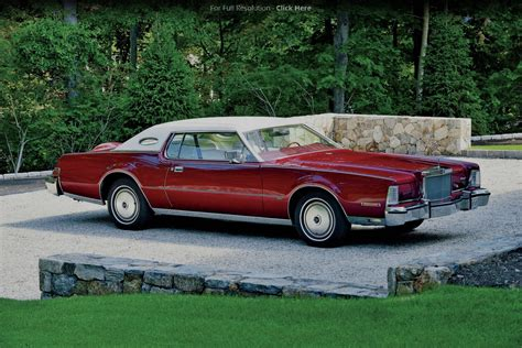 1974 lincoln continental iv collectible classic 1972 1976 lincoln continental iv
