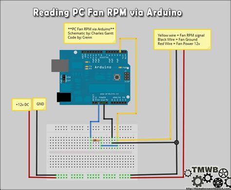 arduino tutorial nederlands controlling a 4 wired fan pwm signal using arduino allows