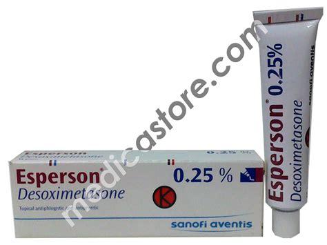 Salep Desoximetasone esperson 15 g