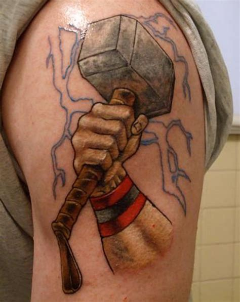 thor tattoos thor tattoos designs ideas and meaning tattoos for you