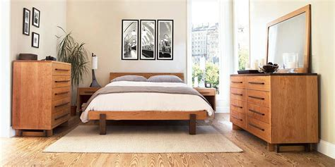 endearing modern cherry bedroom furniture modern american