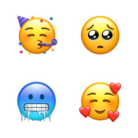iphone emojis these new emoji are hitting iphone and mac
