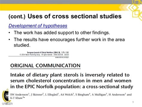 cross sectional study limitations 3 cross sectional