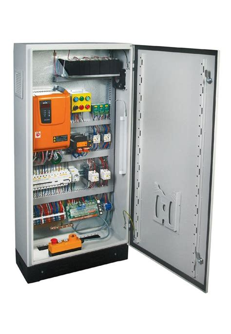 Controller Panel Dumbwaiter Panel Lift Barang With Pfr arcode lift panel