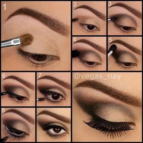 makeup tutorial brown eyes natural 20 makeup tutorials for brown eyes make up pinterest