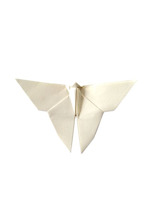Ivory Origami Paper - paper butterfly decorations ivory graceincrease custom