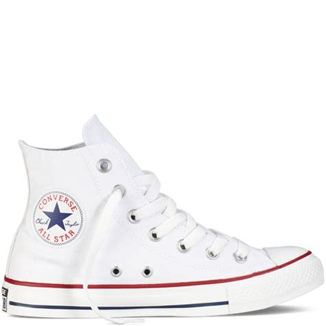 white high top chuck shoes converse shoes