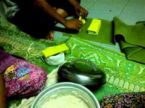 cara membuat gelang orang bali cara cara membuat burasak makanan wajib orang bugis youtube