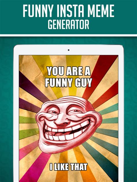 Best Meme Making App - app shopper funny insta meme generator make custom